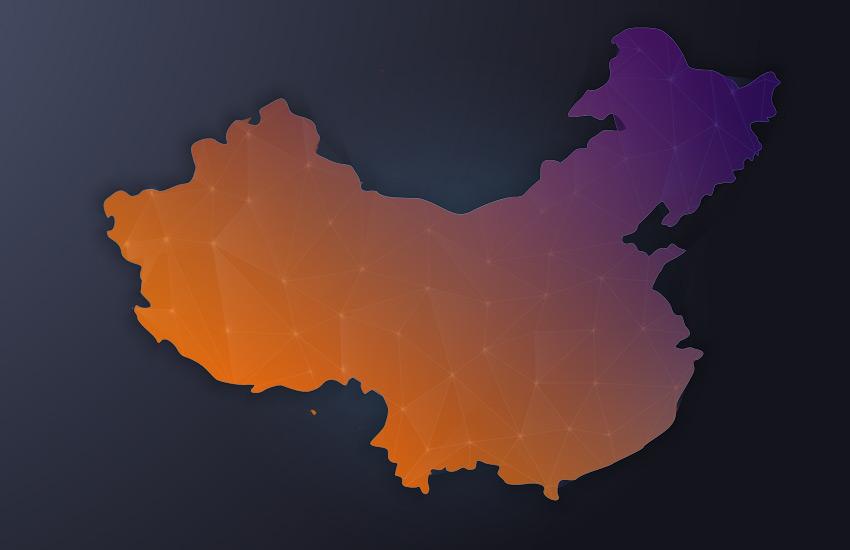china blockchain network