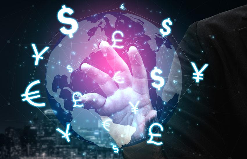 digital currencies foreign exchange