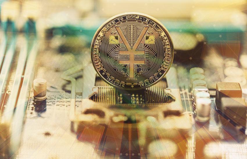 digital yuan currency RMB ecny