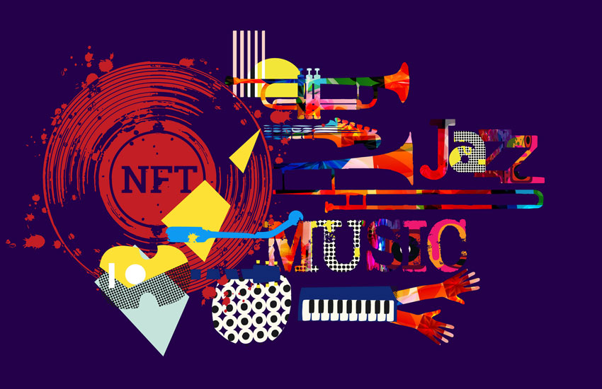 music nft nonfungible token