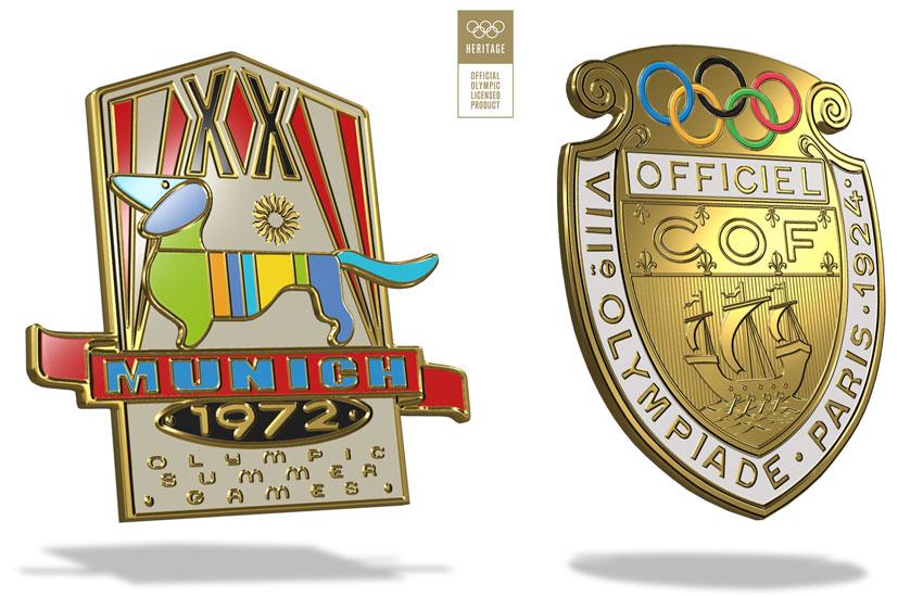olympic nft pins ioc