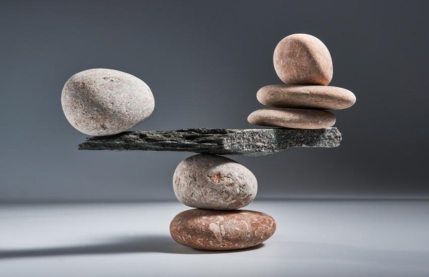 stablecoins pebbles balancing