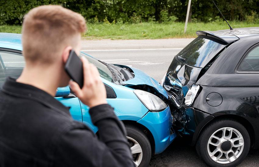 auto accident claim insurance