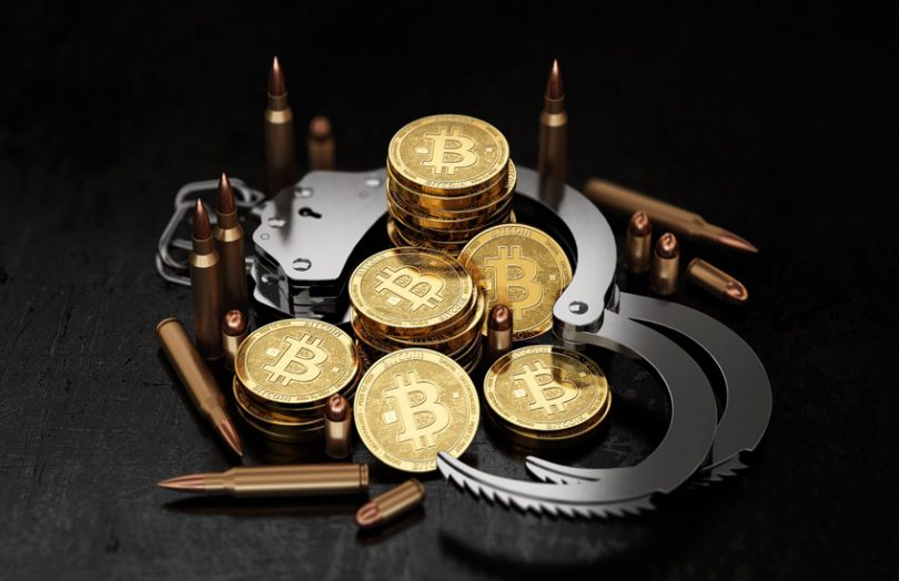 bitcoin cryptocurrency crime