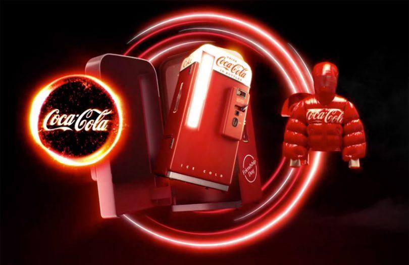 coca-cola nft non fungible token