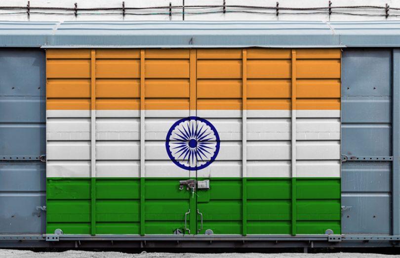 india trade freight