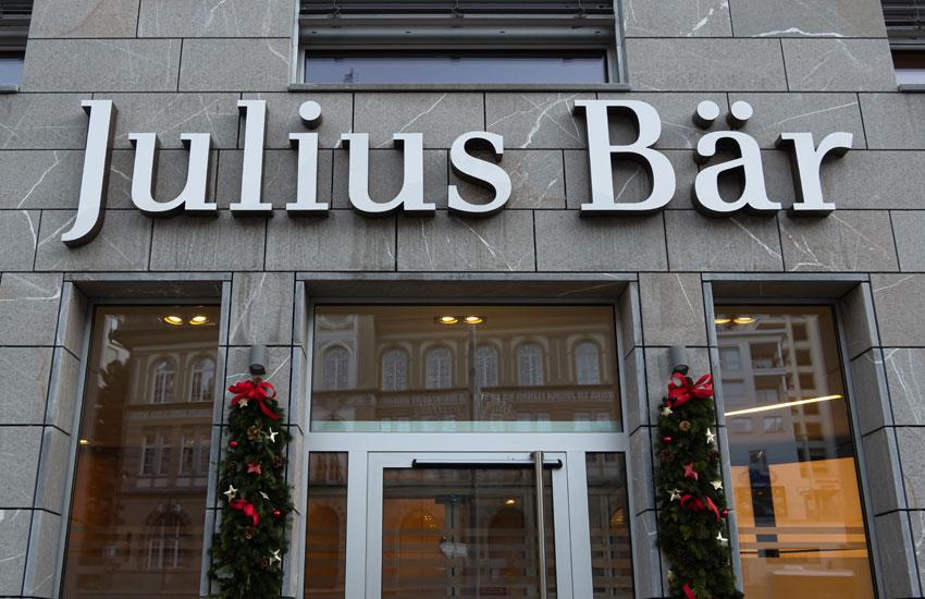 julius baer bank