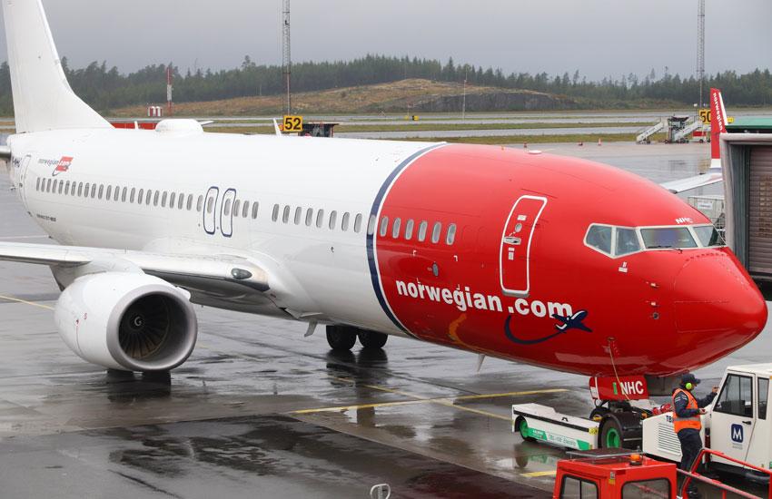 norwegian air airline
