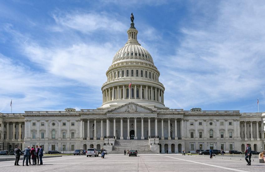us capitol senate congress