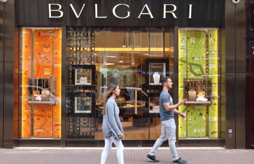 bulgari bvlgari