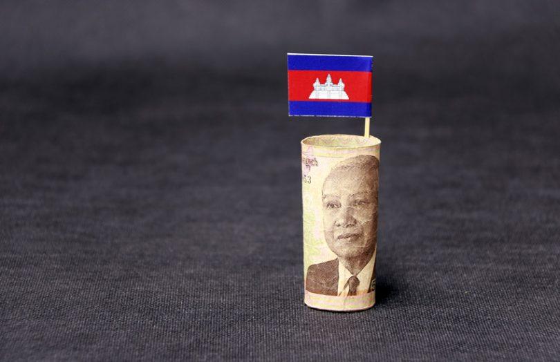 cambodia riel currency khr khmer