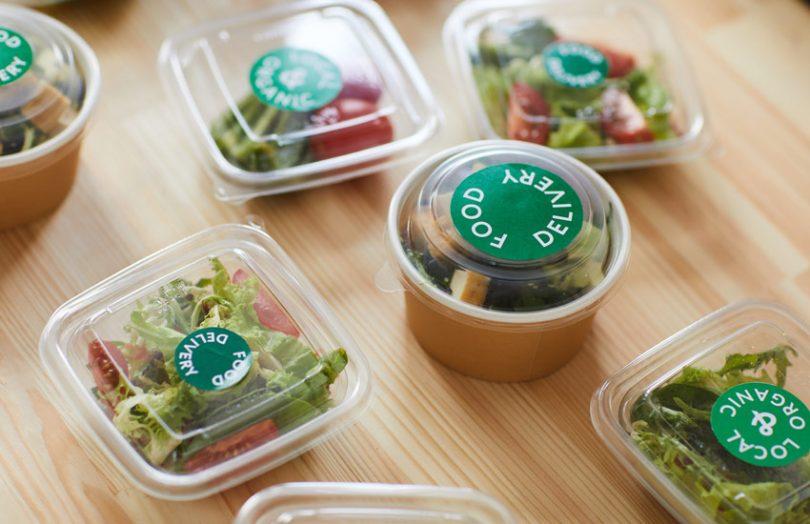plastic packaging food