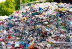 plastic recycling waste