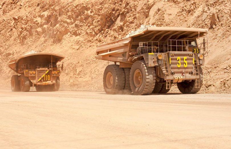 copper mining metals