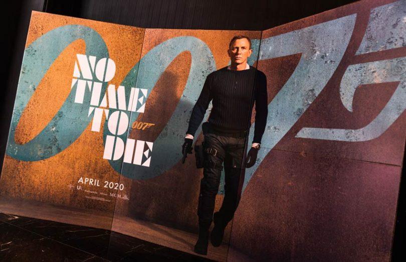 MGM запускает NFT для последнего фильма о Джеймсе Бонде