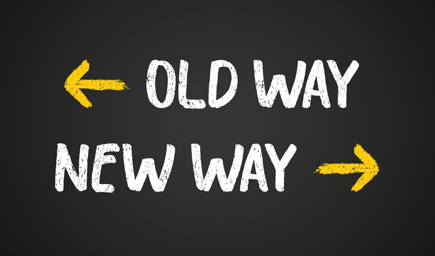 old new way cryptocurrency blockchain