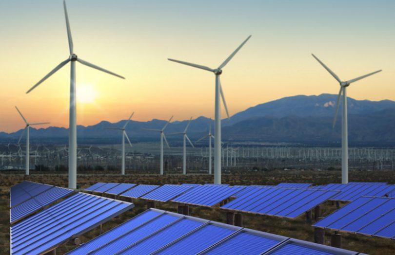 renewable energy green wind solar