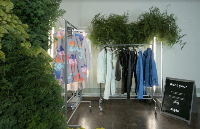 H&M в Берлине запускает аренду одежды на основе блокчейна