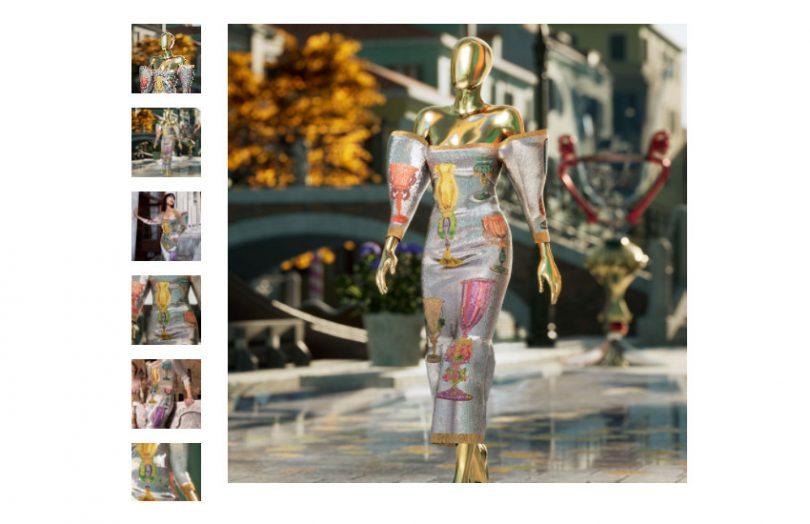 Dolce & Gabbana продает 9 NFT за 5,65 миллиона долларов